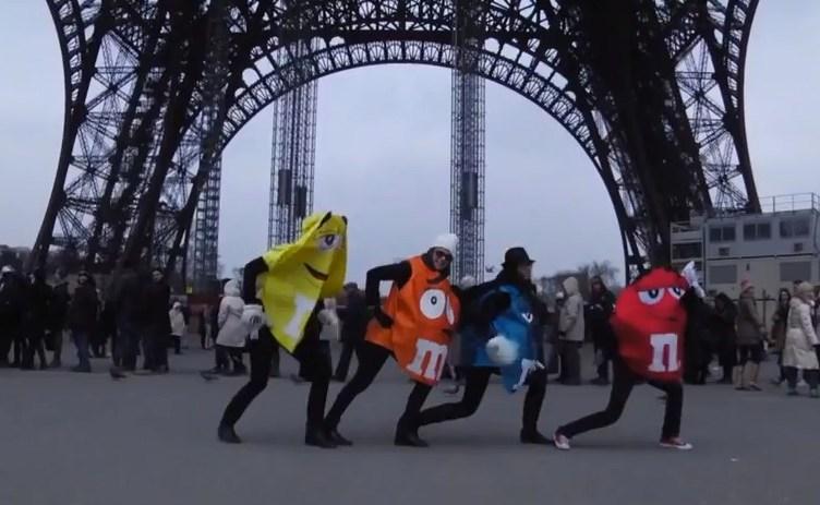 M&M Gangnam Paris