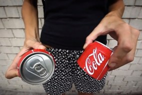 Coca-Cola The Sharing Can