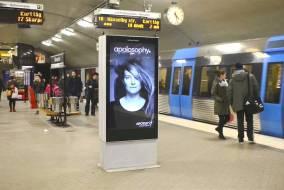 Apotek Subway Digital Billboard