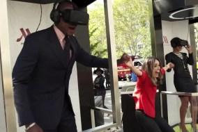 Marriott Hotels Oculus Rift VR Teleporter 6