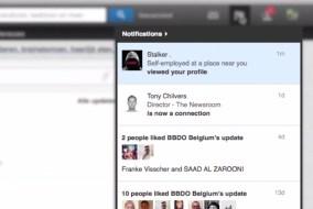 BBDO Stalker LinkedIn