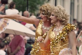 Fiat Goes Pink for Annual Gay Pride Canal Parade 3