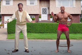 Terry Crews Nightmare Face Old Spice
