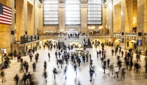 stock photo central station