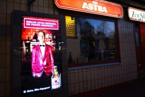 Astra Beer Billboard Uses Face Detection To Target Women