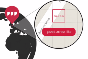 What3Words is awarded for its innovative addressing system