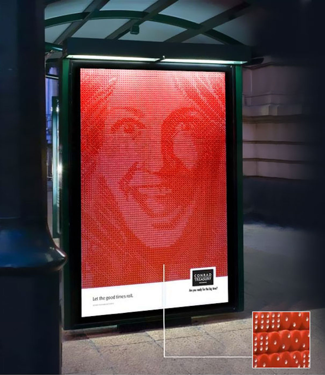 48 Fresh And Creative Bus Stop Advertisements That Will Blow Your Mind Guerrilla Marketing Photo