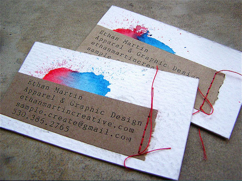 140+ Awesomely Creative Viral Marketing Style Business Card Collection Guerrilla Marketing Photo