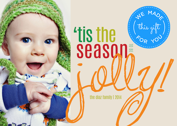 We Made This For You Free Holiday Card Templates For Photographers