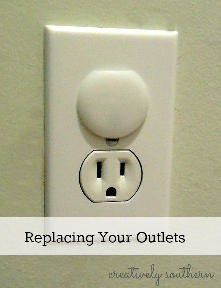 Replacing an Electrical Outlet