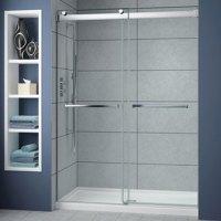 Frameless Bypass Shower Doors | Creative Mirror & Shower