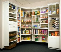 Kitchen Pantry Ideas - Creative Surfaces blog