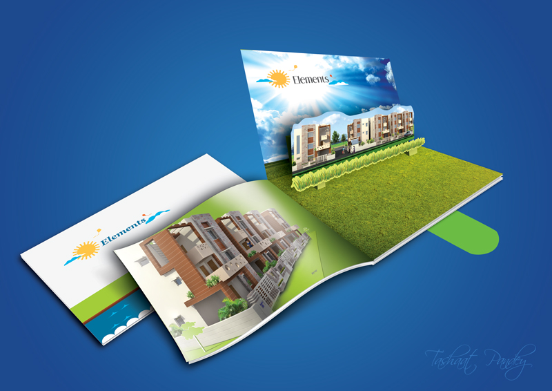 Architect Brochure Designs For Your Inspiration - Creatives Wall - brochure design idea example