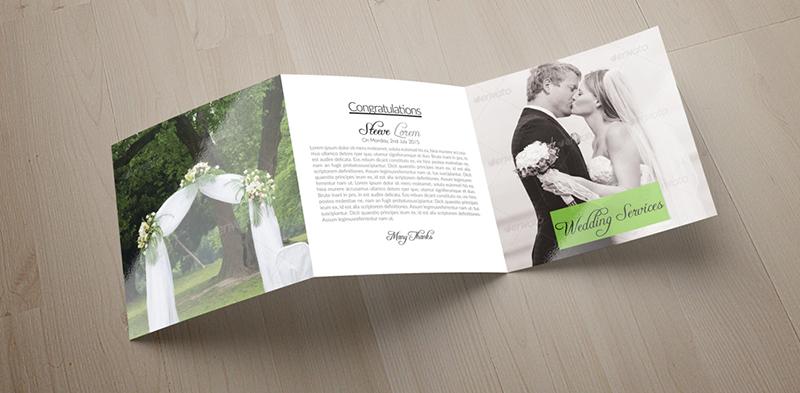 20 Beautiful Wedding Brochure Templates Desiznworld Best 25 Wedding - wedding brochure template free