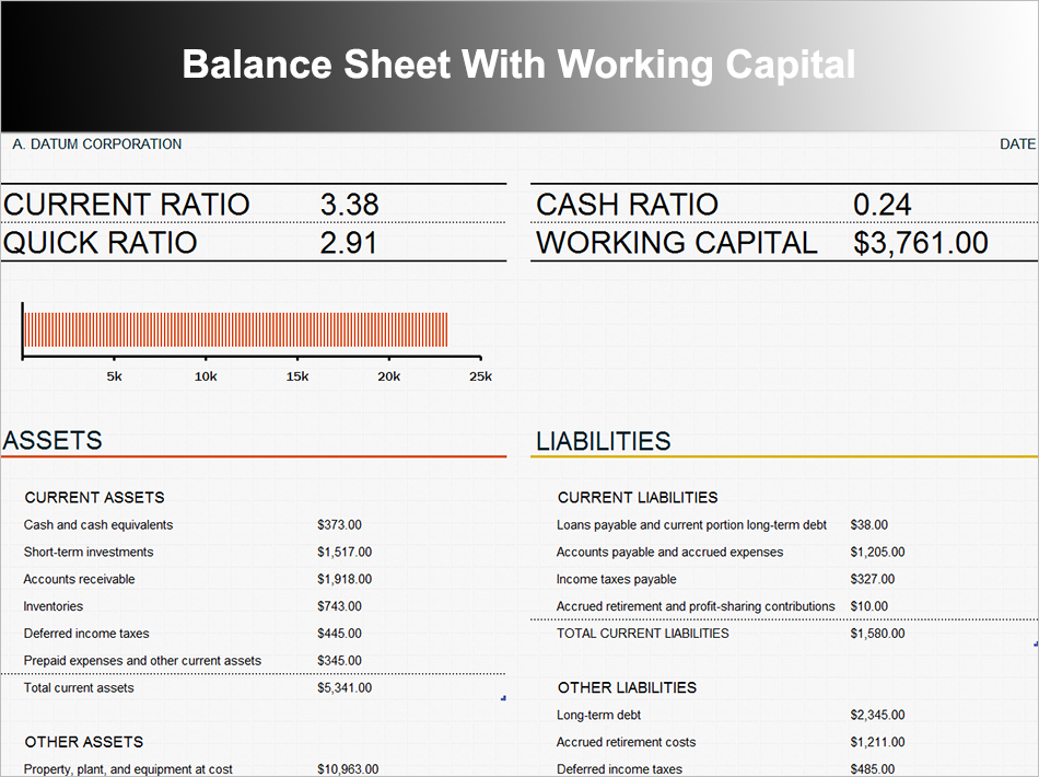 10+ Balance Sheet Template Free Word, Excel, PDF Formats - excel balance sheet template free download