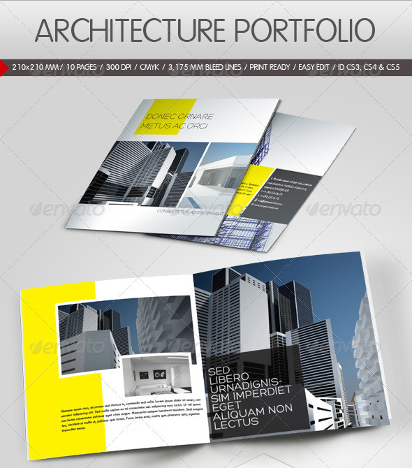 19+ Construction Company Brochure Templates Free PDF Templates - architecture brochure template
