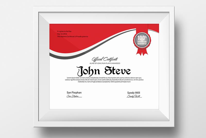 28+ Creative Certificate Templates Free  Premium Templates