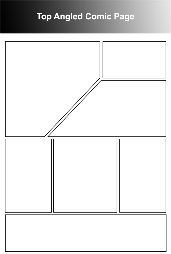 16+ Comic Strip Template Free Word, PDF, Doc Formats - comic strip template