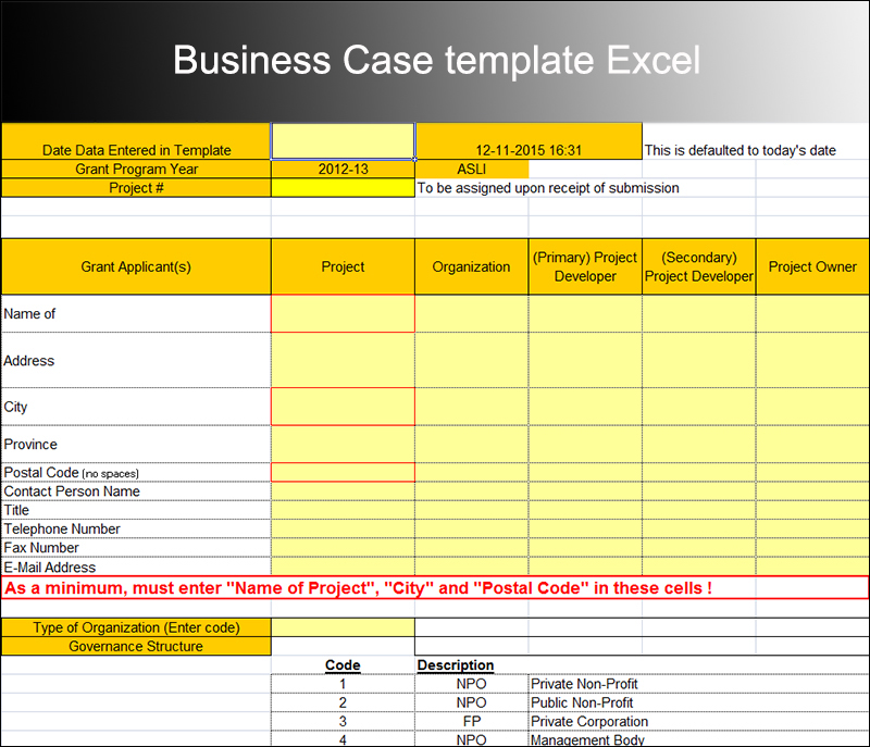 Business case excel template sample document resumes business case excel template business case template 22 pages ms word with free sample business case flashek Gallery