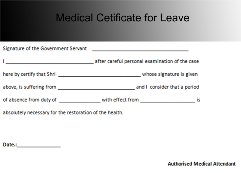 30+ Medical Certificate Template - Free Word, PDF Documents - medical templates for word