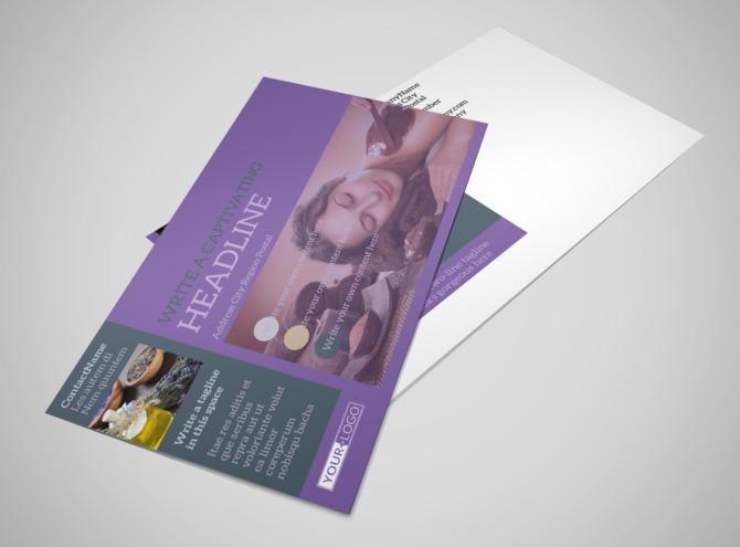 Spa Brochure Templates Free  Premium Templates - spa brochure template