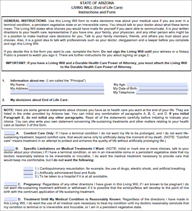 Living Trust Template Living Trust Form Sample Living Trust Sample