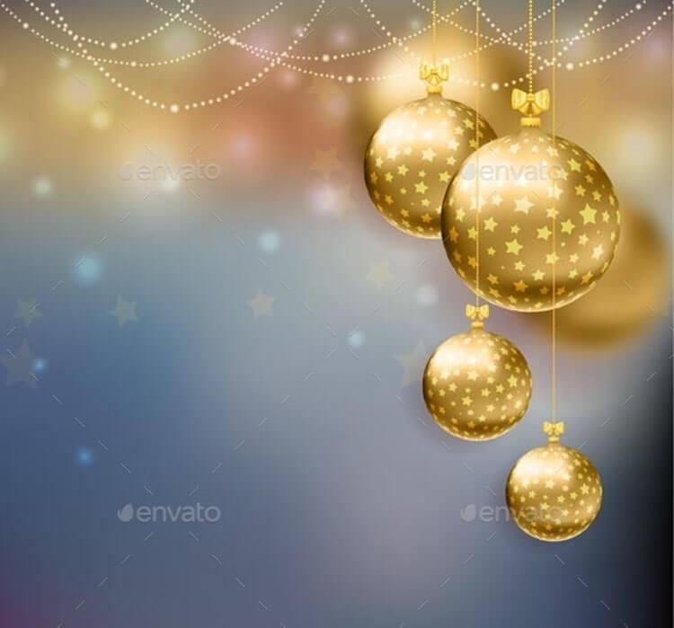 22+ Christmas Background Templates Free  Premium