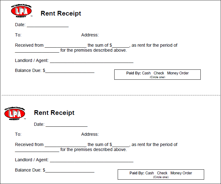 12+ Printable Receipt Templates Free Word, Excel, PDF Formats - check receipt template word