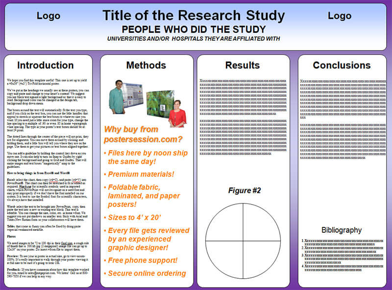 14+ Scientific Research Poster Templates Free PPT, PDF Design Formats - scientific templates