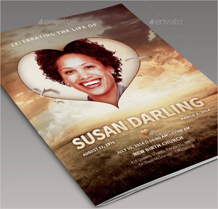 37+ Funeral Brochure Templates Free Word, PSD, PDF Example Ideas - free funeral programs downloads