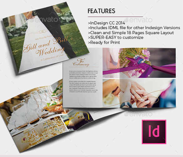 wedding brochures free - Maggilocustdesign - sample wedding brochure