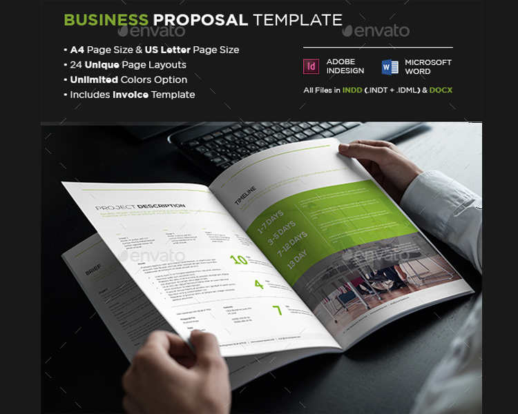 Microsoft Business Proposal Template Cvlettercsat - microsoft business proposal template