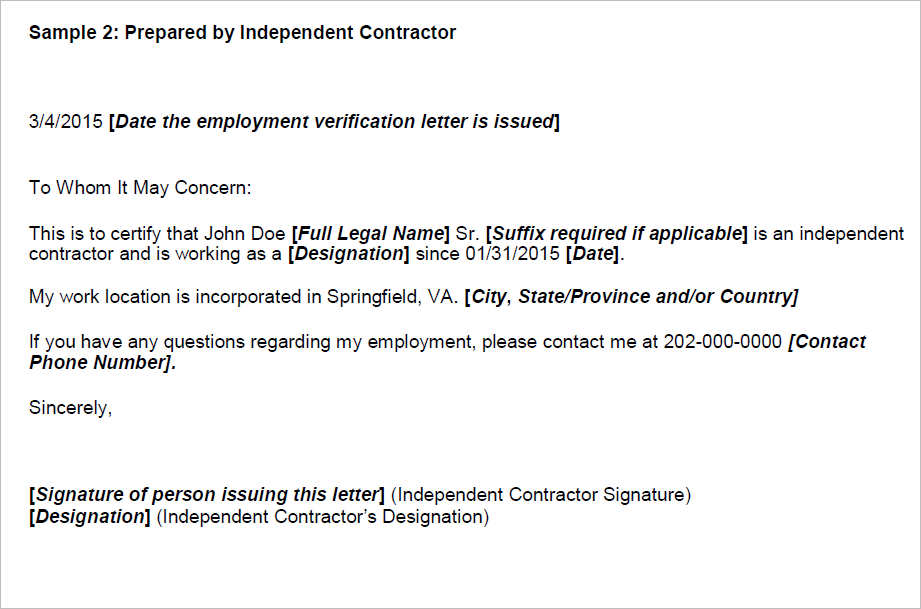 16+ Employment Verification Letter Free Word, PDF, Doc Formats - Job Verification Letter