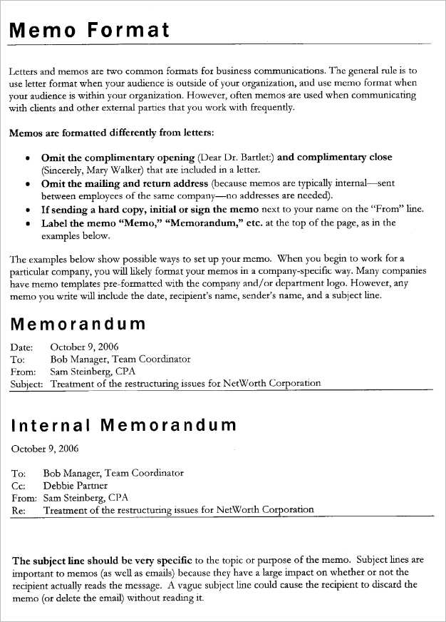 60+ Memo Template Free Word, PDF, Doc, Formats