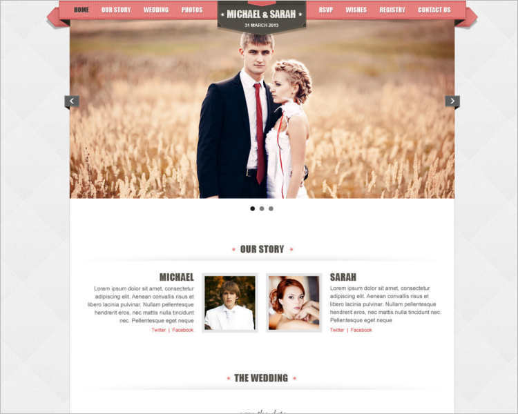 10+ Event PHP Website Templates Free Responsive Themes