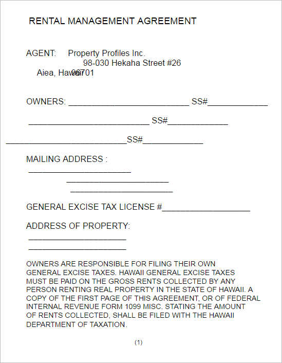 282+ Rental Lease Agreement Free PDF, Sample, Word Formats