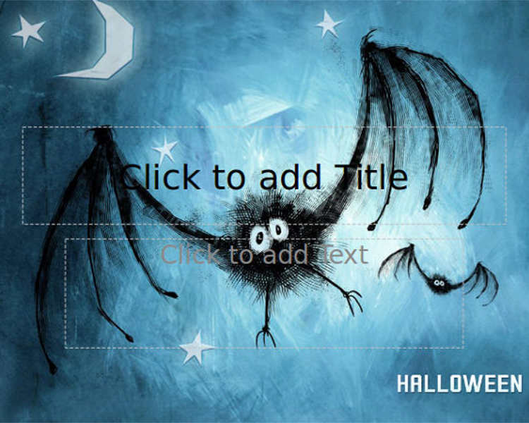 16+ Animated Halloween PowerPoint Templates Free Designs