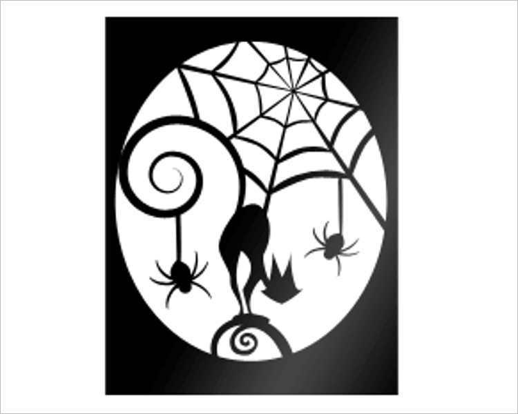22+ Printable Halloween Templates - Creativetemplate