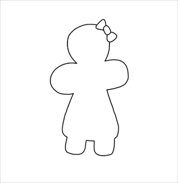 girl body template - Vatozatozdevelopment
