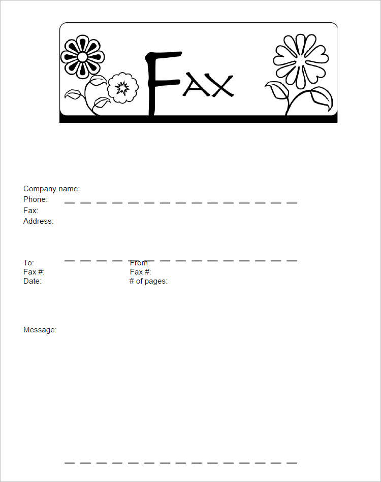 Sample Funny Fax Cover Sheet  NodeCvresumePaasproviderCom
