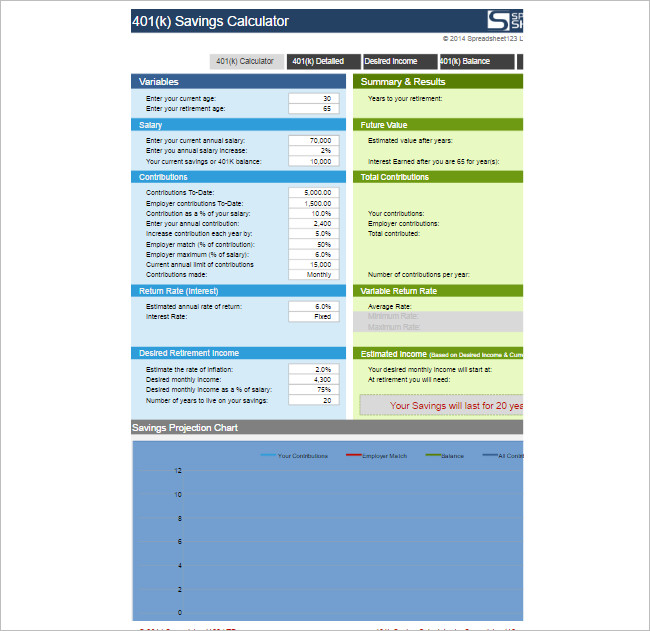 √ 22+ Printable Spreadsheet Templates Free PDF, Excel Formats