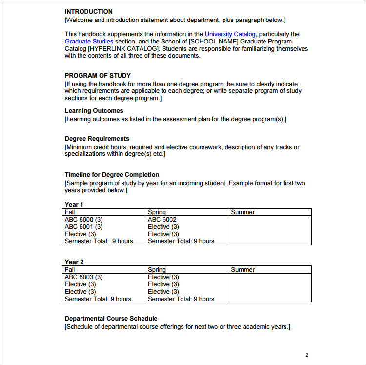 17+ Program Template Free Word, PSD Formats Creative Template