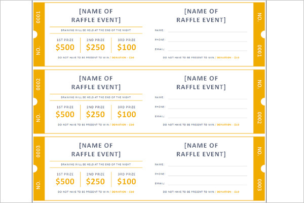 event ticket template free download word - Josemulinohouse - Event Ticket Template Word