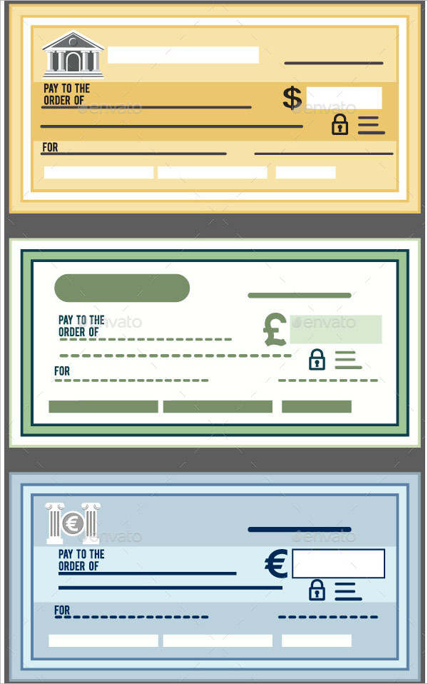 43+ Cheque Templates Free Word, Excel, PSD, PDF Formats - free check template word
