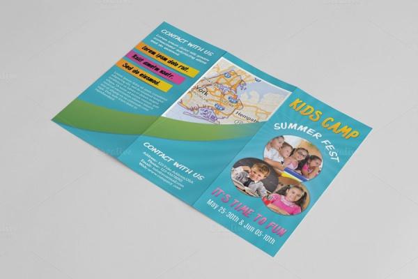 15+ Kindergarten Brochure Templates Free PDF Designs