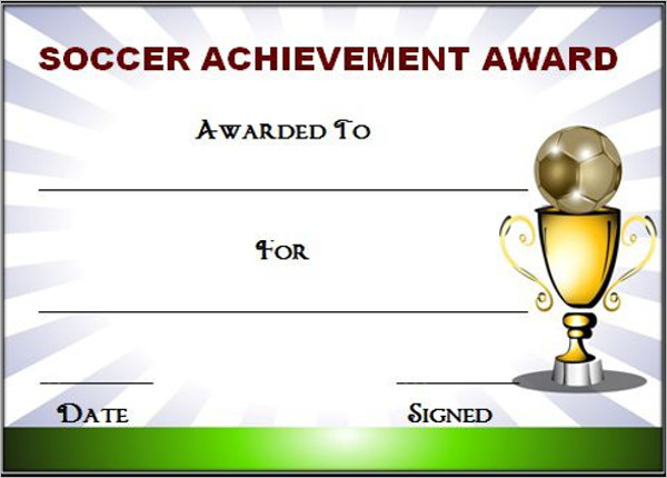 Achievement certificate templates free node2002 cvresume editable soccer award certificate templates free premium achievement certificate templates free yelopaper Gallery