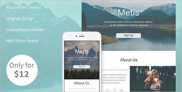Event Newsletter Templates Free  Premium Templates Creative Template