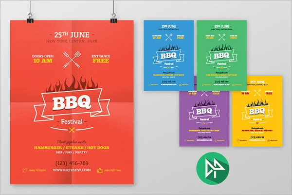 61 Party Poster Templates Free Psd Word Illustrator Designs