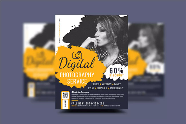 30+ Photography Flyer Templates Free Word, PSD Designs