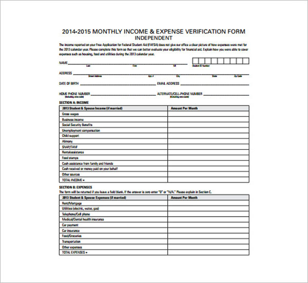 14+ Free Expense Sheet Templates PDF, Excel, Word Formats - expense sheet
